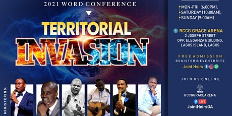 2021 WORD CONFERENCE tickets