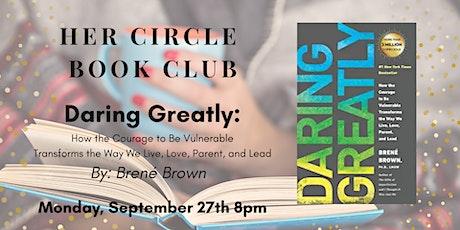 Book Club: Daring Greatly tickets