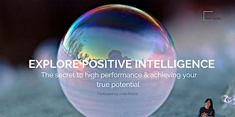Explore Positive Intelligence, the model for Peak Performance & Happiness biglietti