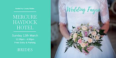 Mercure Haydock Hotel Wedding Fayre Hosted by County Brides tickets