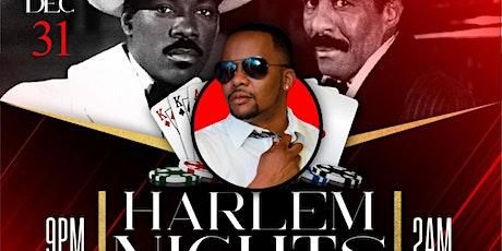 HARLEM NIGHTS CASINO NYE 2022! @ ALOFT LOVE FIELD HOTEL tickets