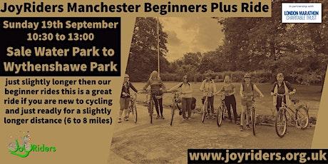 Beginners Plus Ride:   Sale Water Park to Wythenshawe Park tickets