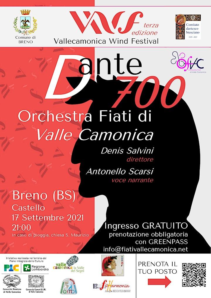 Immagine DANTE700 - Voce, Musica e Immagini dalla Divina Commedia
