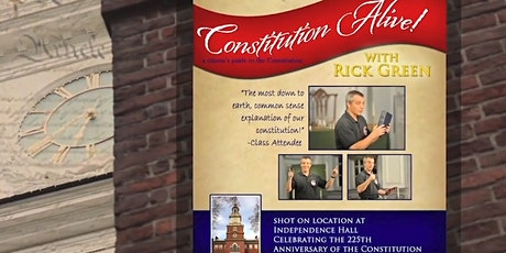 10-Week Constitution Course tickets