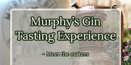 Murphy's Gin Tasting Experience tickets