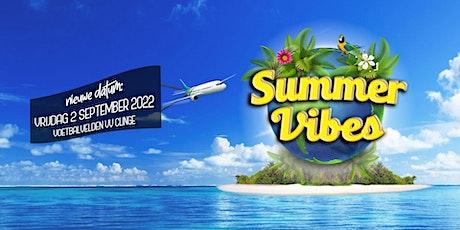 Summervibes 2022 tickets