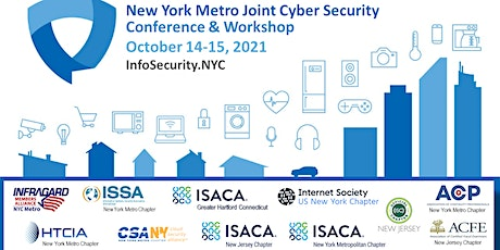 2021 NY Metro Joint Cyber Security Conference & Workshop tickets