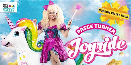 "Paige Turner's ""Joyride"" @ Benmarl Winery (Marlboro) tickets"