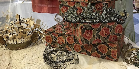 The London Antique Textiles, Tribal Art and Vintage Costume Fair, Sept 2021 tickets
