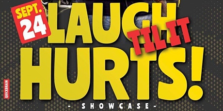 Laugh Til It Hurts Comedy Showcase tickets