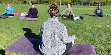 Good Vibes Park Yoga - [Bottoms Up! Yoga] tickets