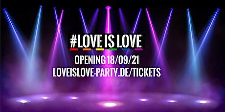 LOVE IS LOVE - NEON SPECIAL XXL Tickets