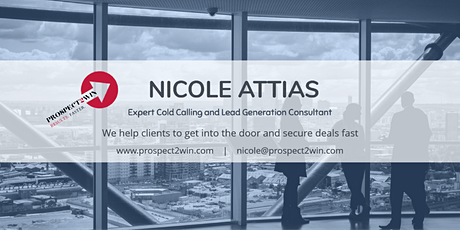 TOP 5 TIPS FOR EFFECTIVE COLD CALLING tickets