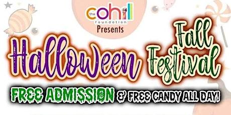 Halloween Fall Festival tickets