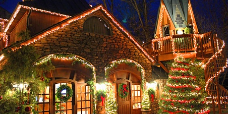 Christmas at the Castle, a Kingdom of Lights (Gate Pass) tickets