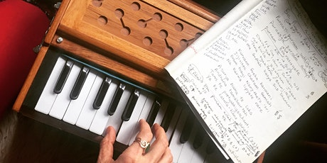 Introduction to Harmonium & Chanting - Online September 2021! tickets