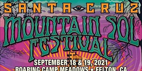 SOL Festival - Saturday 9/18  Parking  at Roaring Camp  lot 1 tickets