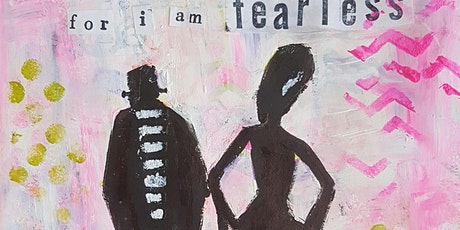 10/7 $22 Fearless and Powerful @ Paint Like ME Studio tickets