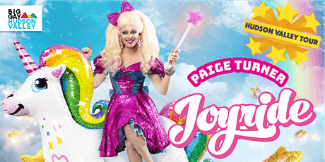 "Paige Turner's ""Joyride"" @ ROCKS (Albany) tickets"