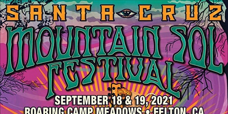 SOL Festival - Sunday 9/19  Parking  at Roaring Camp  lot 1 tickets