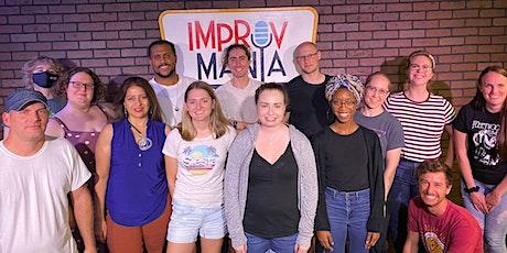Improv Comedy Class - ImprovMANIA tickets