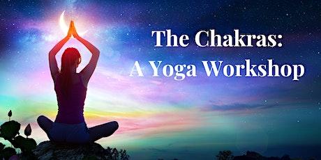The Chakras: A Yoga Workshop tickets