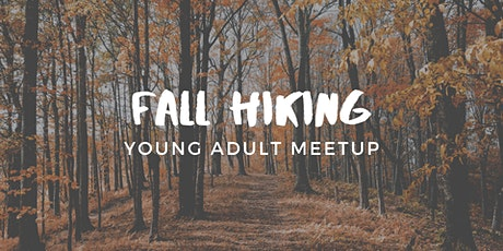 Young Adult Meetup - Hiking tickets