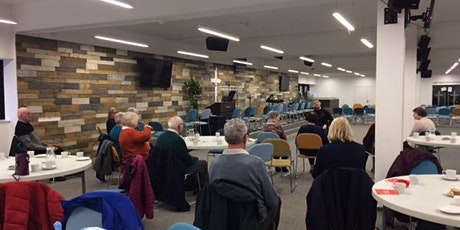 Parkinson's Fife Group Meeting tickets