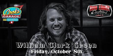 William Clark Green tickets