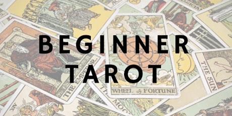 Beginner Tarot Course tickets