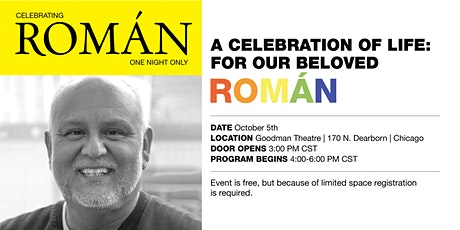 One Night Only: A Celebration of Román tickets