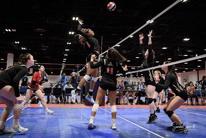 Cobb Atlanta Volleyball Open house image