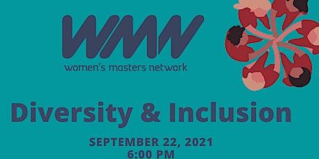 WMN Signature Event l Diversity & Inclusion tickets