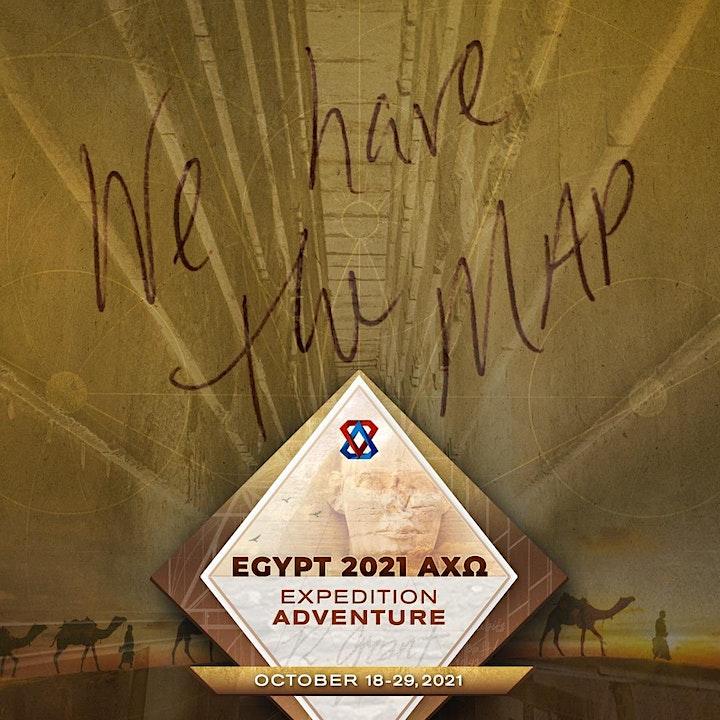 Egypt AXΩ 2021 - Virtual Pass image