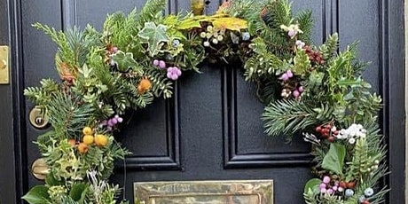 Winter Wreath Making Course tickets