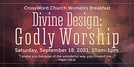 Divine Design Women's Breakfast tickets