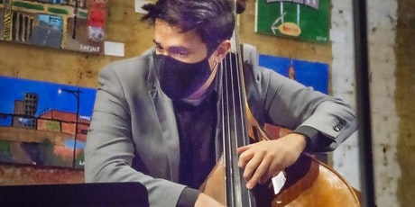 Marcel Bonfim Quartet live at Fulton Street Collective tickets