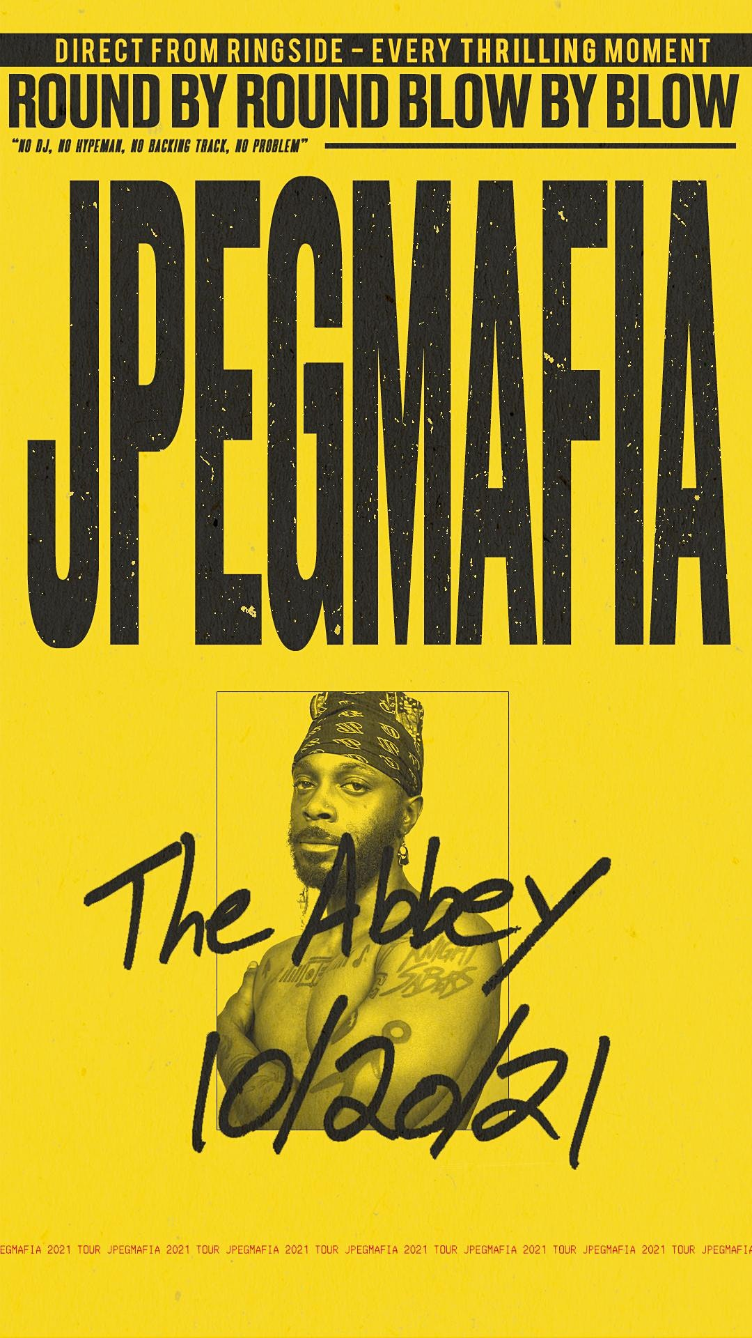 JPEGMAFIA and ZelooperZ in Orlando at the Abbey