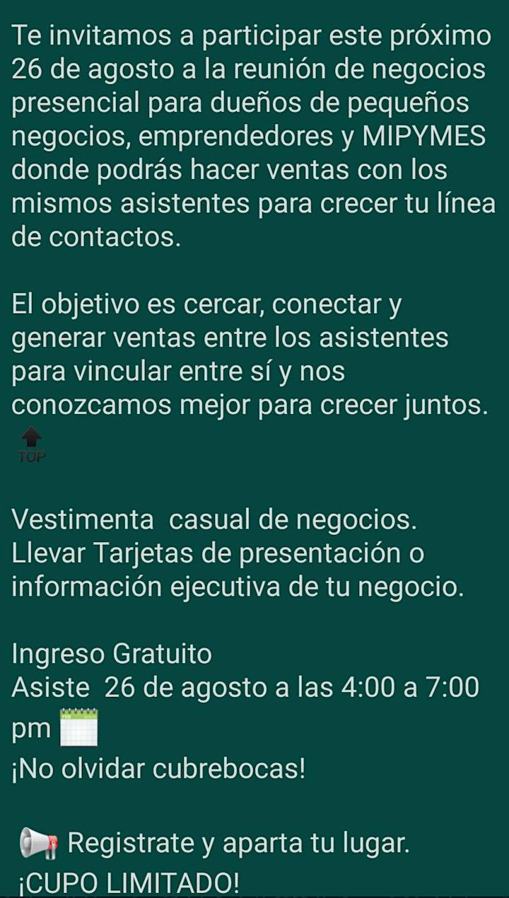 Reunión De Negocios Para Generar Ventas. image