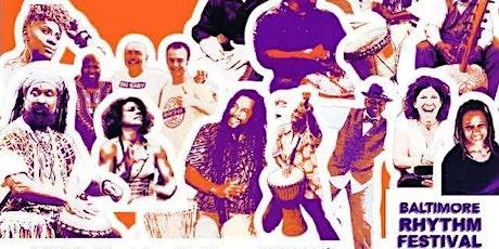Janeliasoul at Baltimore Rhythm Festival tickets