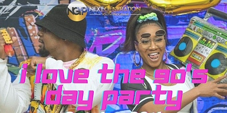 I Love the 90's - Halloween Day Party tickets