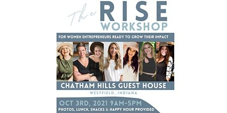 The Rise Workshop tickets