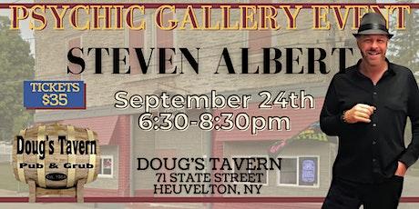 Steve Albert: Psychic Gallery Event - Doug's Tavern tickets