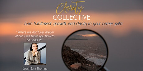 The Clarity Collective tickets