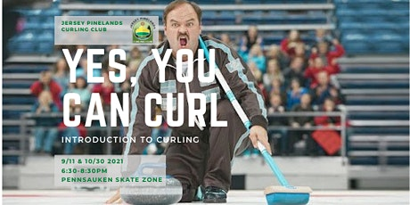 Introduction to curling Fall 2021 tickets