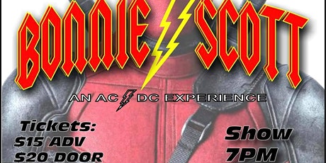BONNIE SCOTT BIRTHDAY BASH LIVE! @ WHITE HART PUBLIC HOUSE! tickets