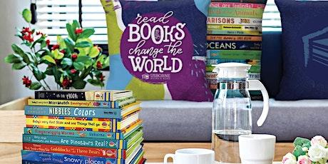 Raising Readers Book Look Virtual Book Fair tickets