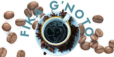 Latin American Comparative Coffee Tasting tickets