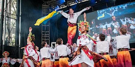 25th Annual BWV Toronto Ukrainian Festival - Opening Ceremonies tickets