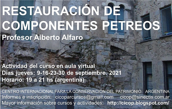 Imagen de LOS EDIFICIOS PATRIMONIALES Y SUS PATOLOGÍAS